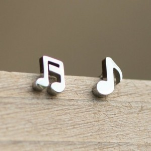 earing music note (6)