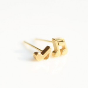 earing music note (8)