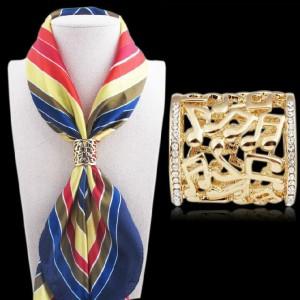 shawl brooch