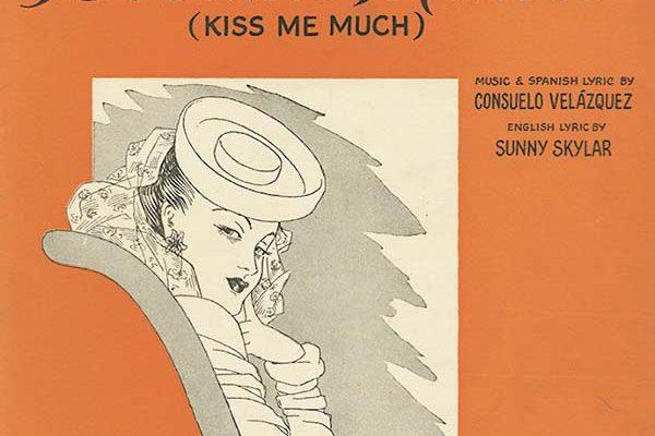 Kiss me much(Bésame Mucho)